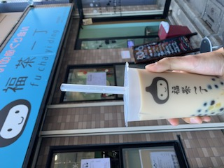 ついに一之江駅にも今はやりのお店ができました!